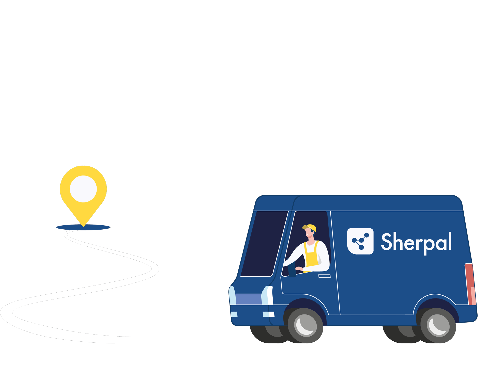 Sherpal - The distribution path